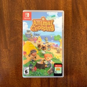 Animal Crossing New Horizons Cartage (Like New)